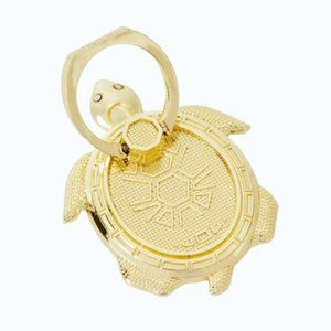 Lilly Pulitzer Turtle Phone Stand Ring